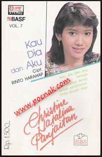 Christine Panjaitan Mp3 Album Kau Dia Dan Aku