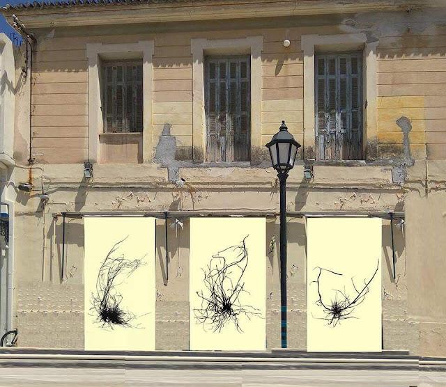 "#5Buildings_ArtProject στο Φεστιβάλ ""Δρόμοι Πολιτισμού Αργολίδας"""