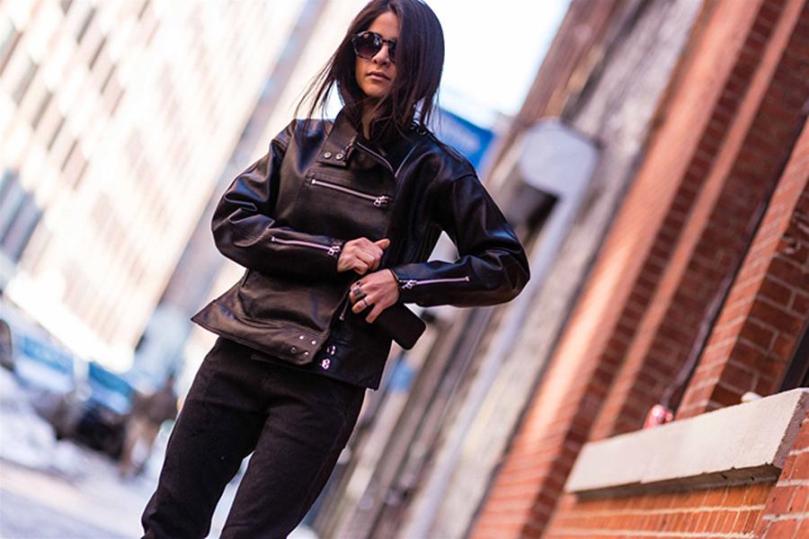 Trend Report | Biker Jacket