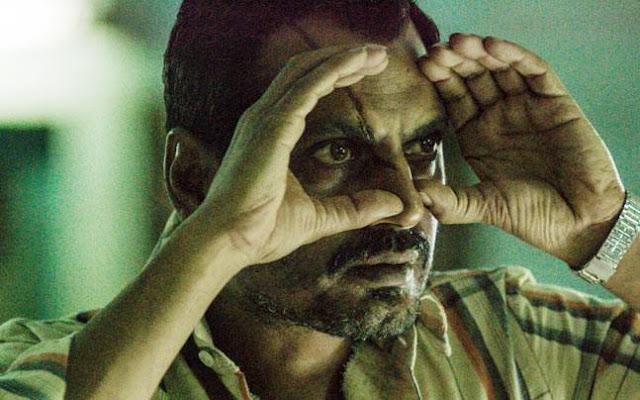 Nawazuddin Siddiqui as Ramanna in Anurag Kashyap's Raman Raghav 2.0