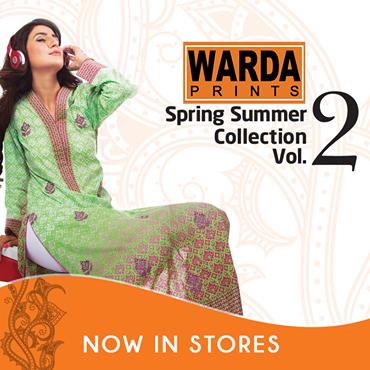Warda prints 2014