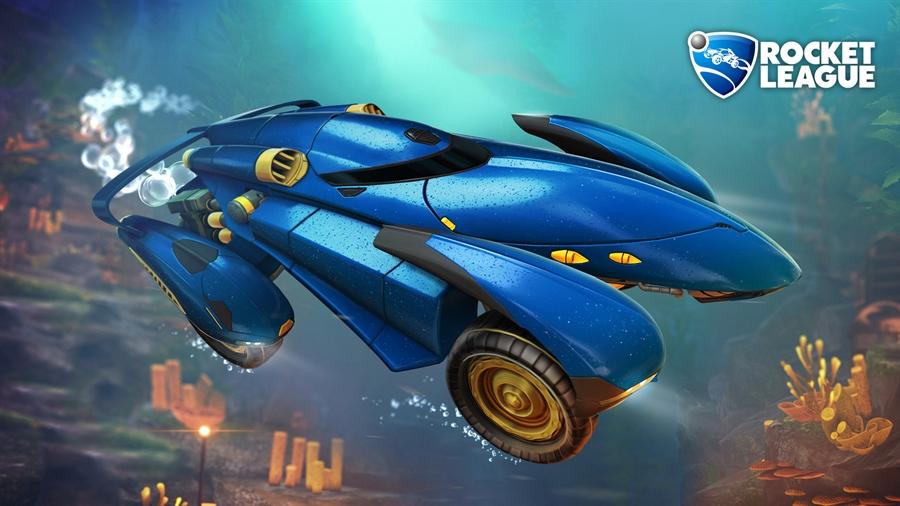 Rocket League Triton Free Download Poster