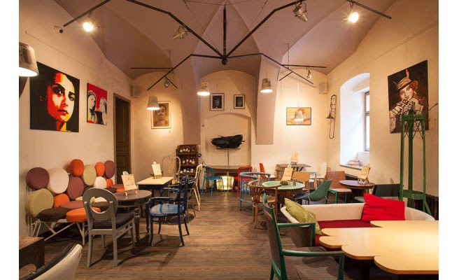 If You Are Looking For Some Concepts, Maybe This Eclectic Coffee Shop Design  In The Heart Of Transylvania Colaj Café Is A Great Preference For This Type  Of ...