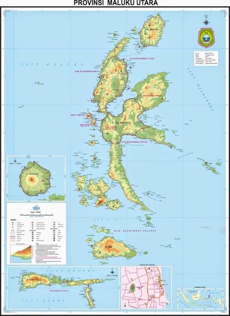 Daftar Wisata Di Maluku Utara