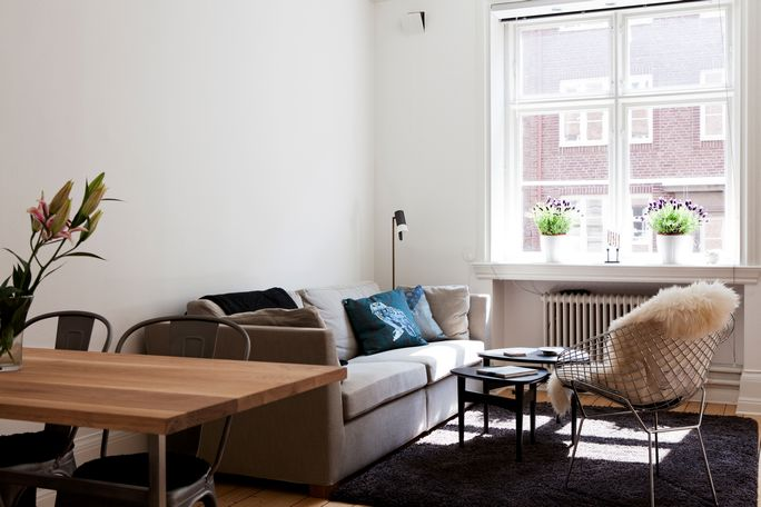 Monpetitvolcan l 39 appartamento svedese for Sedia design svedese