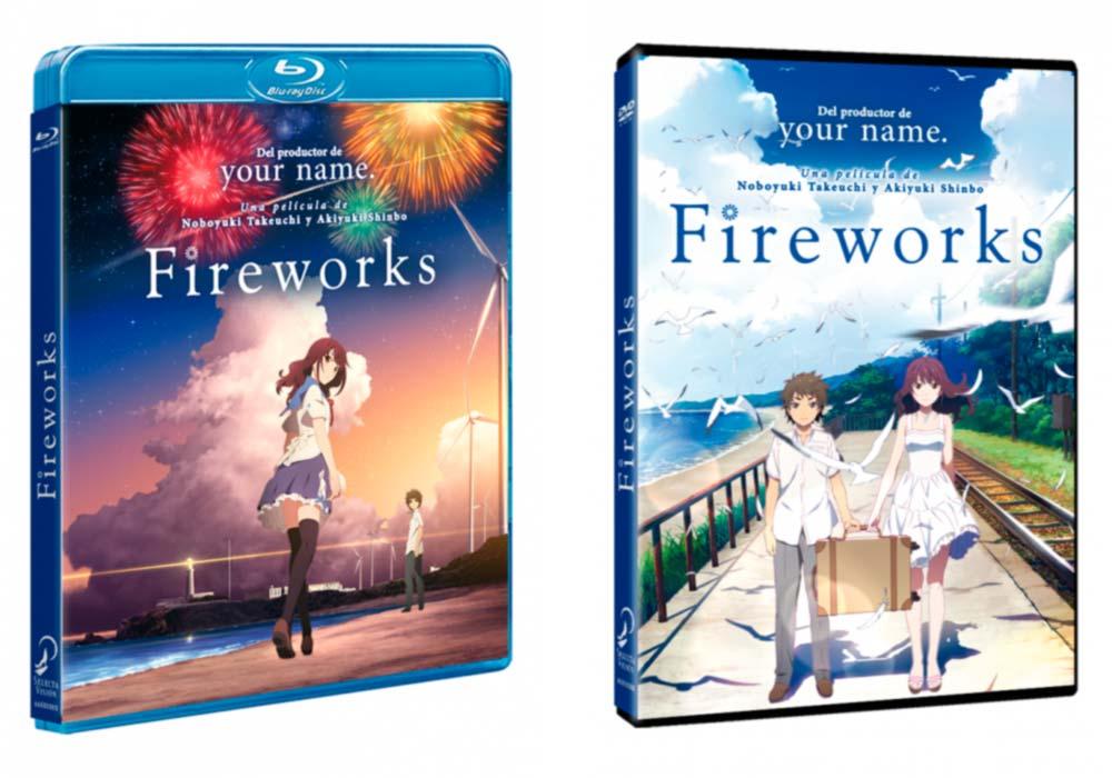 Fireworks BD/DVD (Selecta Vision)