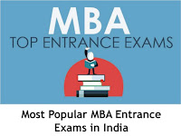 MBA Entrance Exam In India
