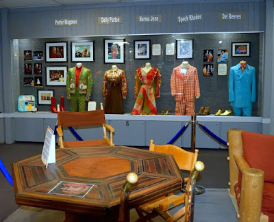 Willie Nelson and Friends Museum in Nashville, Tennessee