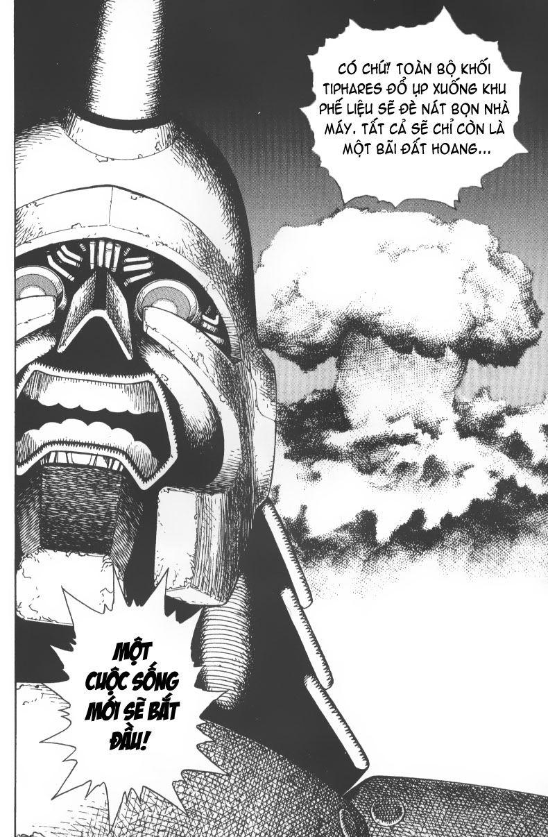 Battle Angel Alita chapter 39 trang 31
