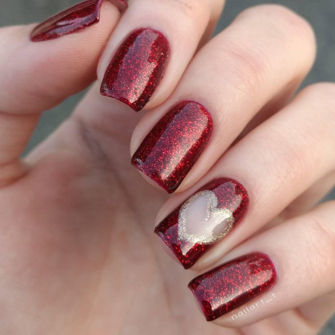 Born Pretty Store Blog Find One Lovely Nail Style For Valentines