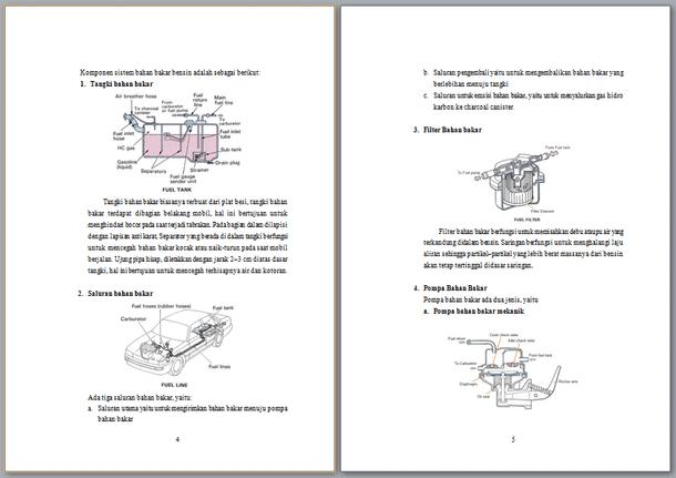 Contoh Makalah Smk Otomotif Tentang Mesin Contoh Makalah Docx