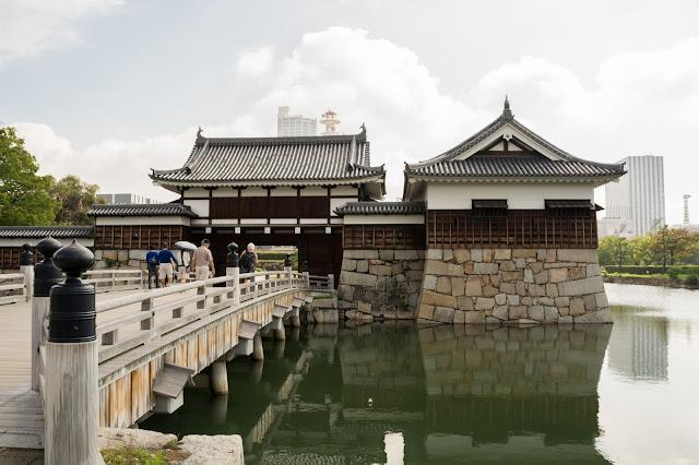 Japonsko, cestování, Hirošima, Japan, Hiroshima, castle