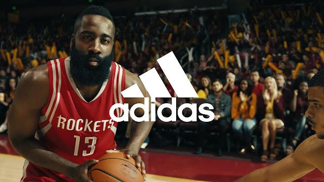 Harden protagoniza la nueva campaña de adidas en el baloncesto