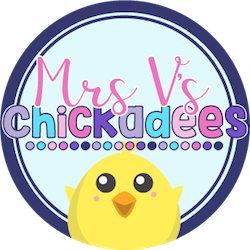 grab button for Mrs V's Chickadees