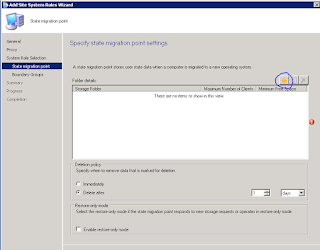 User State Migration Tool (USMT) during OSD Task Sequence SCCM 2012 SP1 4