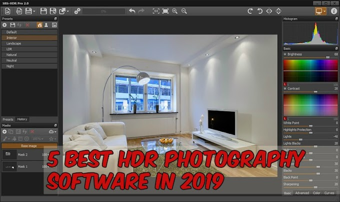 5 Best HDR Photography Software In 2019