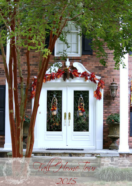 Fall Home Tour 2015 ~ DWELLINGS - The Heart of Your Home