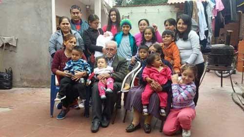 Benemérito de 102 años se repone de una embolia