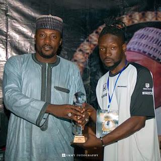 Song Writer 'Stesh' Bags 'Best Artiste' Merit Award