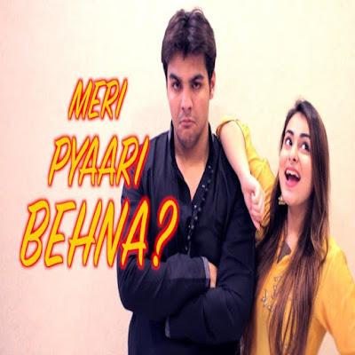 Meri Pyaari Behna? Funny Video Raksha Bandhan Special Video 2018,
