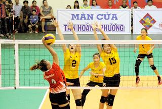Vì sao VTV Bình Điền Long An dễ dàng bảo vệ vô địch trẻ 2018?