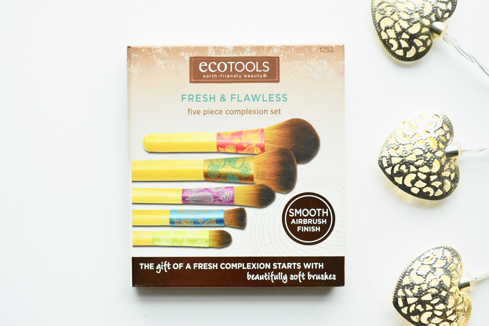 EcoTools Fresh & Flawless Complexion Brush Set