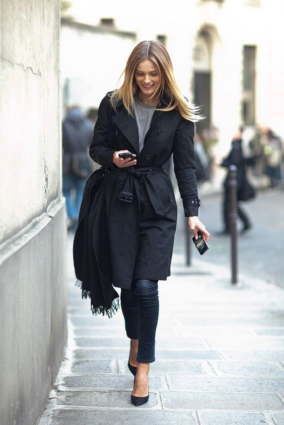 CHIC WAYS TO WEAR TRENCH COAT IN 2016 - North Fashion