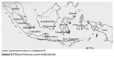 PENGARUH PERLUASAN KEKUASAAN KOLONIAL DI INDONESIA