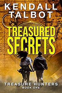 Treasured Secret Book 1 by Kendall Talbot