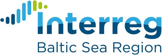 Interreg Region Morza Bałtyckiego - logo