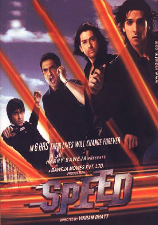 Speed 2007 HDRip 300MB Full Hindi Movie Download 480p Watch Online Free bolly4u