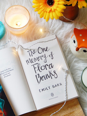 The One Memory Of Flora Banks | sprinkledpages