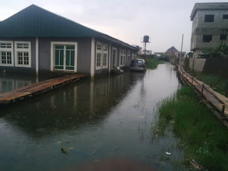 Photos & Video of What Flood Has Done To People's Properties In Rivers State