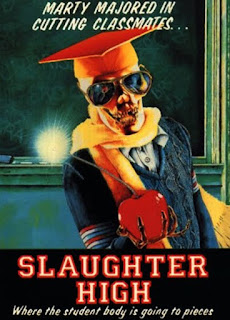 Slaughter high - 80's Horror