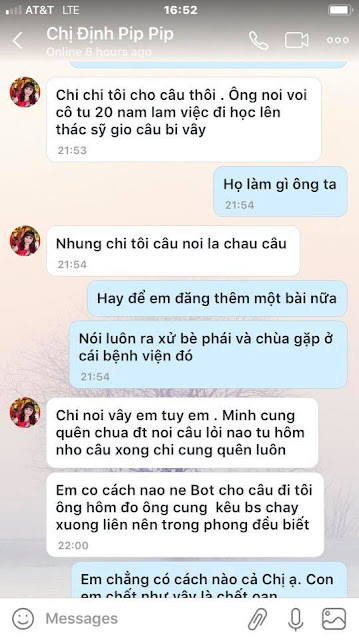 Hồ Thanh Bình vu khống mình là người nhà bệnh nhân