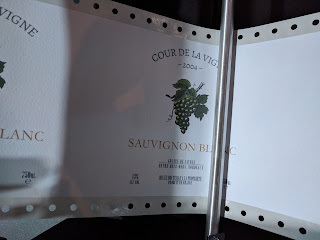 C831 Wine Labels