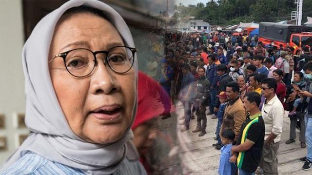Diminta Nyelam Sendiri ke Danau Toba, Ini Reaksi Ratna Sarumpaet