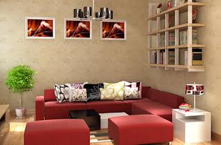 Ý nghĩa của việc trang trí nhà cửa