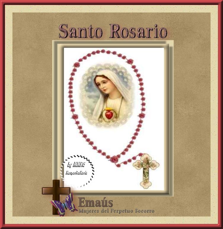 Emaus Mujeres Del Perpetuo S Oraciones Maria Rosario Audio