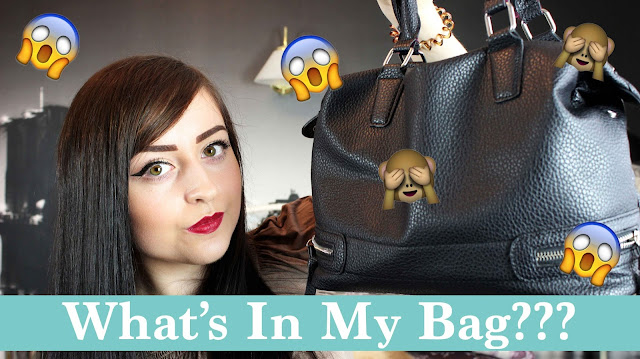 What's In My Bag Video