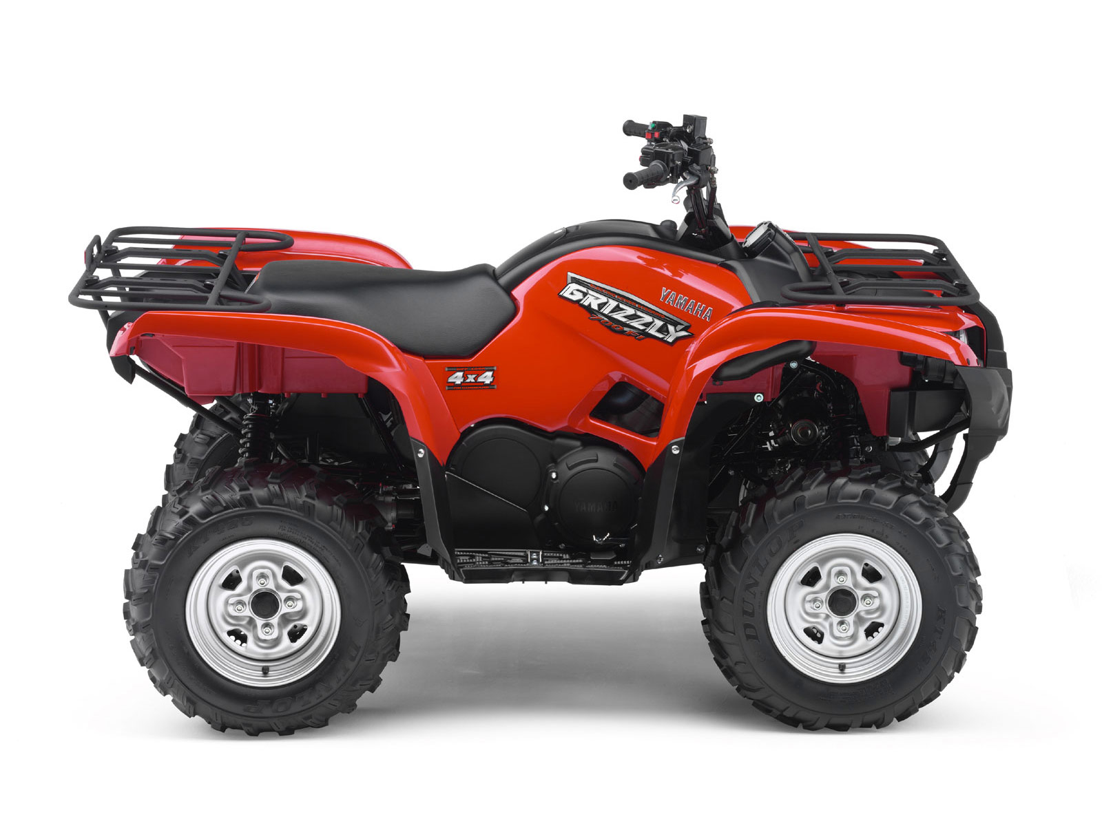 2009 yamaha grizzly 700fi eps atv pictures. Black Bedroom Furniture Sets. Home Design Ideas