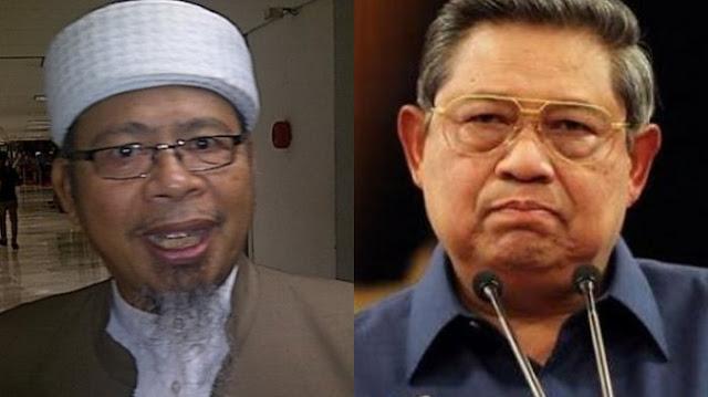 Ustaz Tengku Zulkarnain Minta SBY Cabut Dukungan dan Pencalonan Anak Cornelis dari Cagub Kalbar