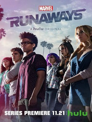 Baixar Marvel's Runaways 1ª Temporada Completa Torrent