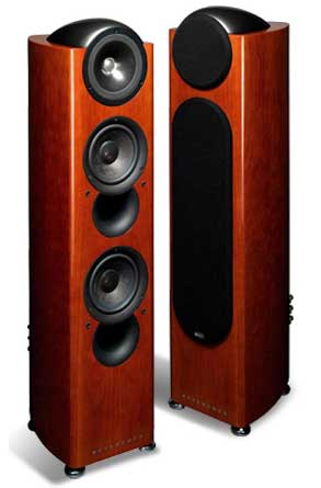 Luxury Laptop: KEF Reference 205 / 2 speakers review: Best choice