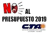 CTA Autónoma Tucumán: NO AL PRESUPUESTO 2019