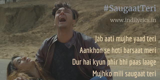 Mujhko Mili Saugaat Teri   Mohammed Irfan ft. Anirudh Dave & Sara Khan   Full Audio Song Lyrics with English Translation And Real Meaning