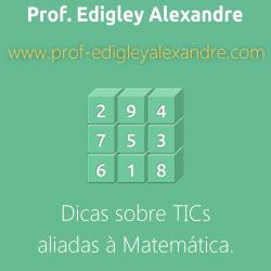 Parceria - Prof. Edigley Alexandre