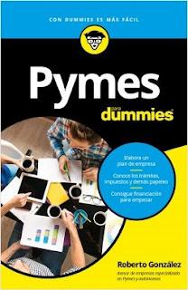"""Pymes para dummies"" de Roberto González"