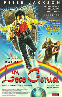 Un loco genial (1994) Ciencia ficcion con Timothy Balme