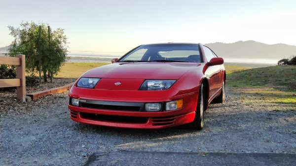 Daily Turismo: 10k: All-Stock No-Love: 1991 Nissan 300ZX
